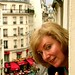 a saucy Parisian moment by Judy B - The Travelling Eye