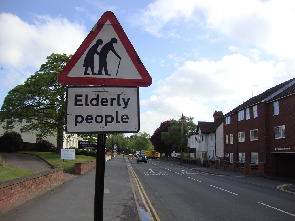 Elderly People X-Ing