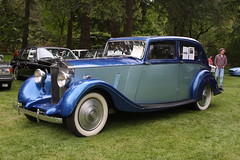 automobile, packard 120, rolls-royce phantom iii, rolls-royce phantom ii, vehicle, rolls-royce silver dawn, antique car, sedan, vintage car, land vehicle, luxury vehicle,