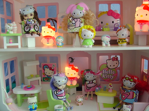 Hello Kitty Party Time