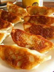餃子 Gyoza, Dumpling