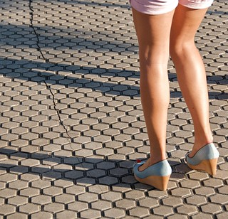 Photo Of Woman In Platform Heels - LocateADoc.com
