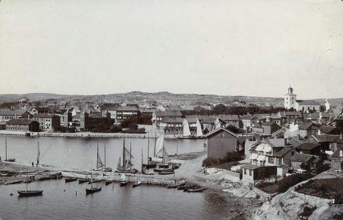 sea church harbour sailingboats riksantikvarieämbetet theswedishnationalheritageboard