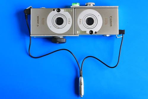 Powershot A3300 AC adapter and Usb-trigger - DIY Book Scanner