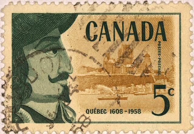 Samuel De Champlain Definition/meaning