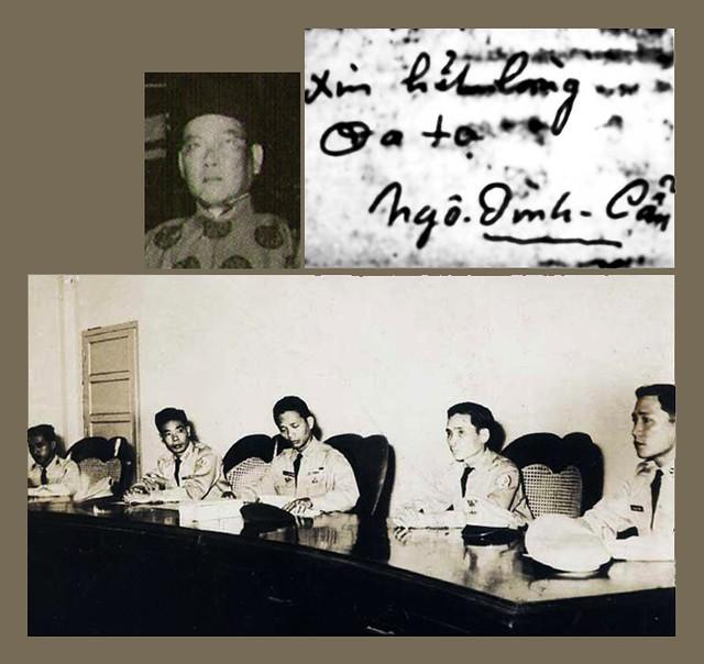 Tòa án quân sự xét xử ông Ngô Đình Cẩn