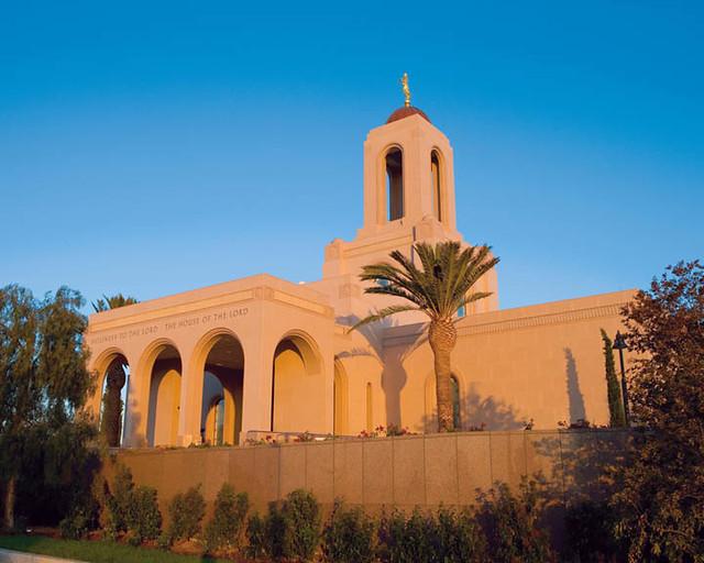 Newport Beach Temple Number
