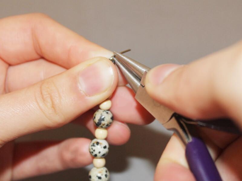bending pin at right angle