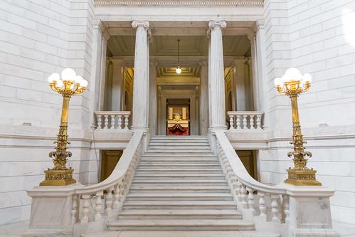 Rhode Island State House Rotunda #2