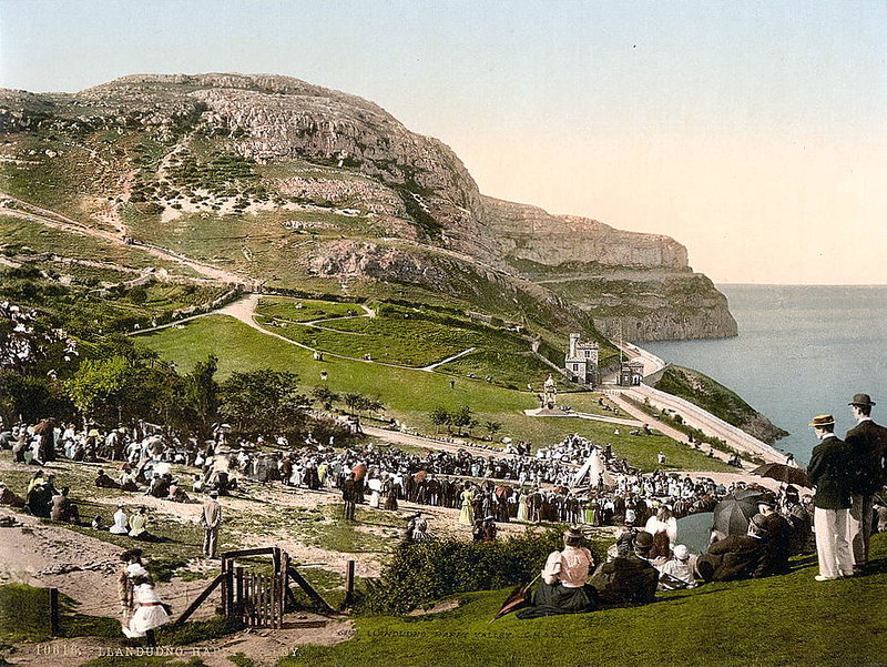 Happy Valley, Llandudno