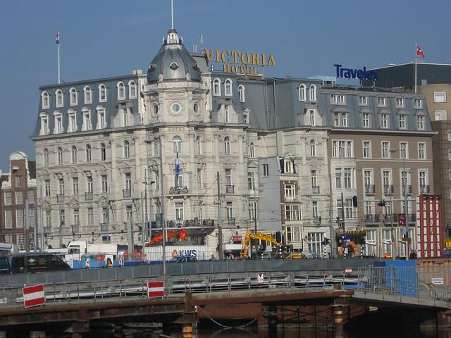 Victoria Hotel Amsterdam Flickr Photo Sharing
