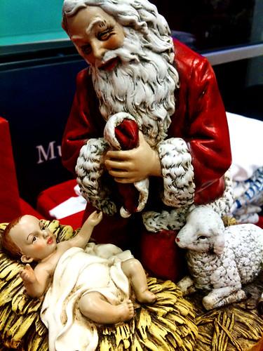 Traditional Stalker Santa