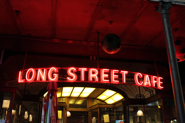 Long Street Cafe, Cape Town