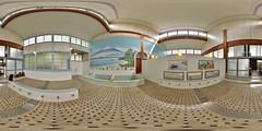 Kodakara Yu, a public bathhouse: Men's bath