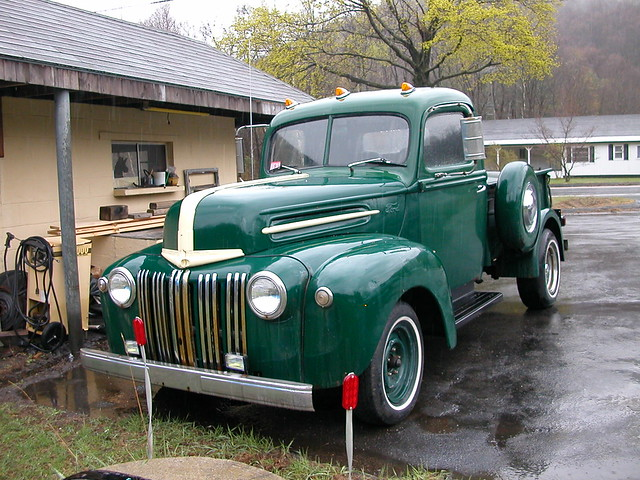 Ford Truck Pictures >> 1946 / 47 FORD pickup   Flickr - Photo Sharing!