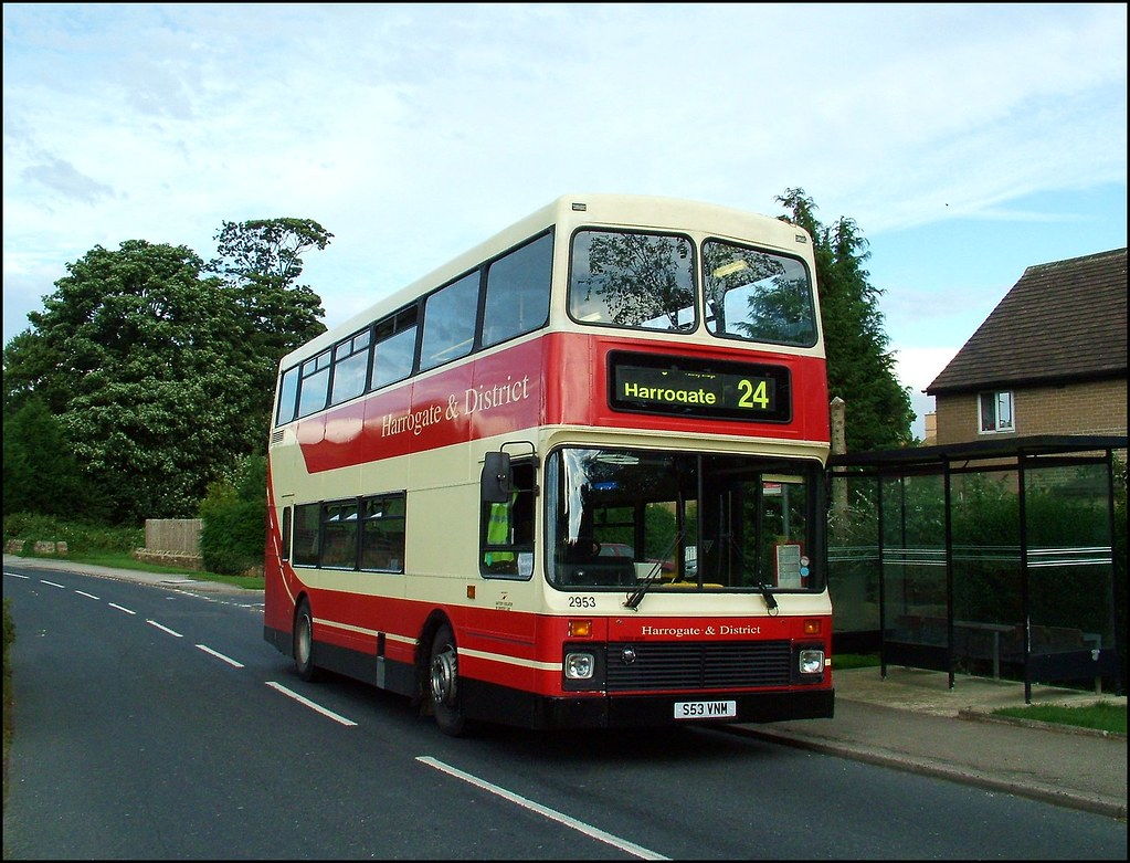 Harrogate & District 2953