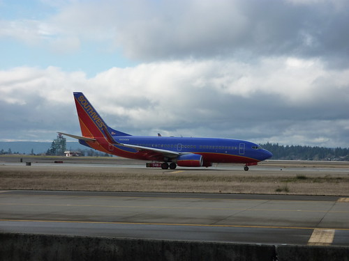 Southwest Airlines Boeing 737-7H4 N404WN