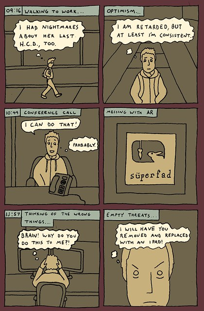 Hourly Comic Day 2010 - 2