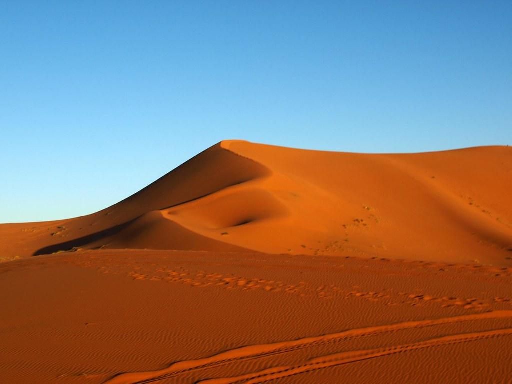 Sahara Desert Sunrise Sunset Times