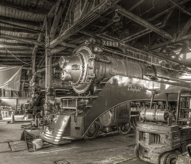 Brooklyn Roundhouse - SP4449
