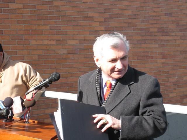 Senator Jack Reed (D-RI)