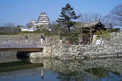 Himeji Castle Visit in February 2010