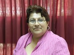 Profesora Alba Rodriguez. Carrera Gestión de la Información. Universidad Nacional Autónoma de Nicaragua (UNAM)
