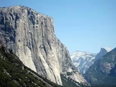 Yosemite Park & San Joaquin Valley