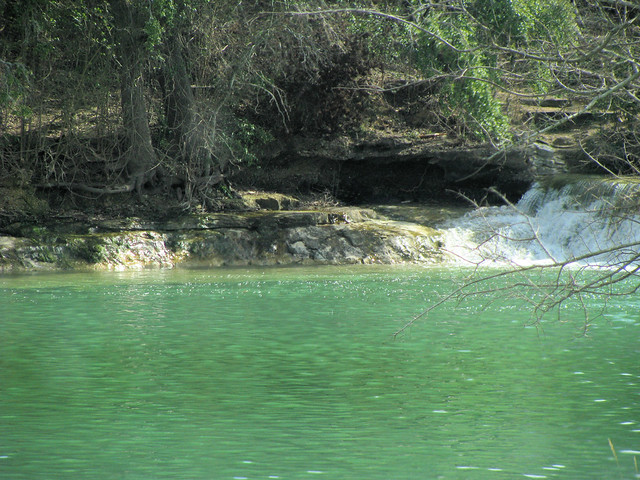 Blanco state park white gold for Blanco state park fishing