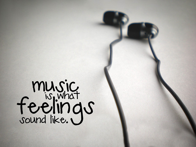 Music is what feelings sound like 64 365