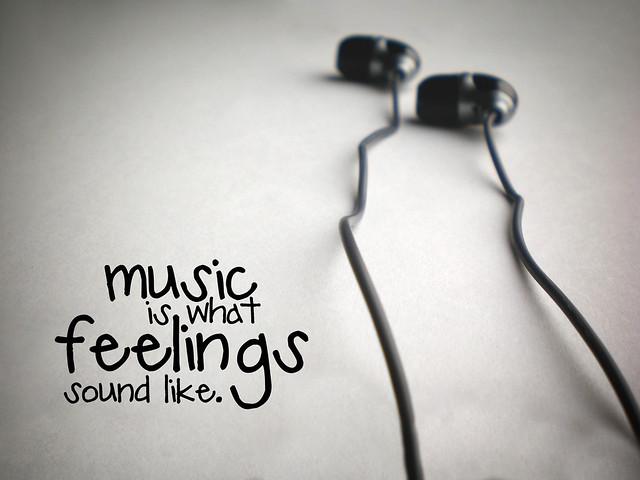 Music is what feelings sound like 64 365