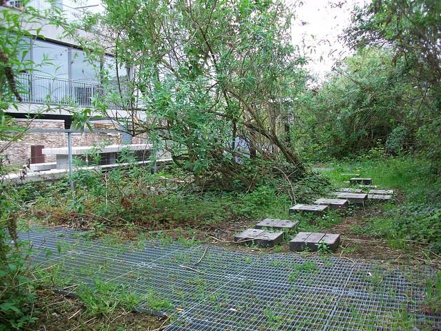 Une d marche originale du projet de l 39 le de nantes le for Le jardin des 5 sens nantes