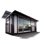 Cool prefabricated shipping container - onecoolhabitat.com