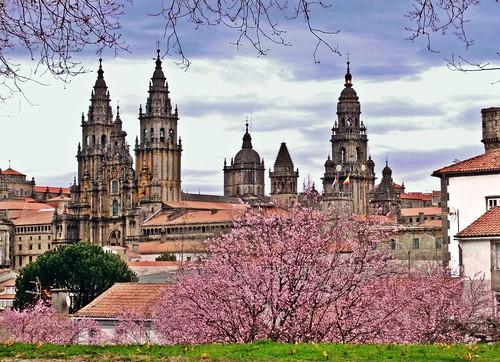 Bien Podría ser primavera (en Compostela)