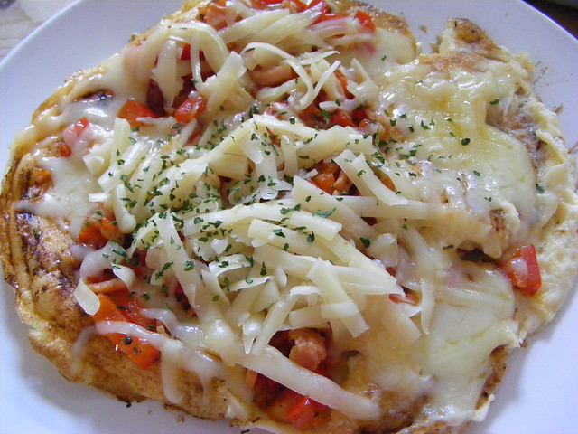 Italian omelette | Flickr - Photo Sharing!