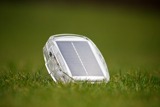 Plus Minus Solar - Solar Pebble 2