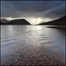 Sunshowers Loch Arkaig