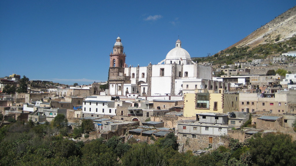 Mexic, Real De Catorce