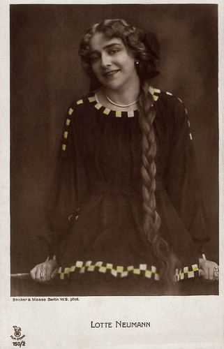 Lotte Neumann