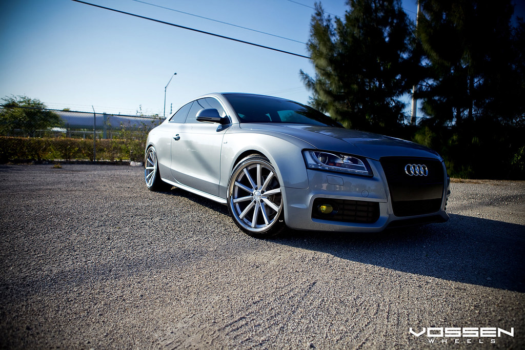 new vossen vvs cv1 w pics audi a5 forum audi s5 forum. Black Bedroom Furniture Sets. Home Design Ideas