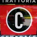 Small photo of Trattoria Centrale Sign