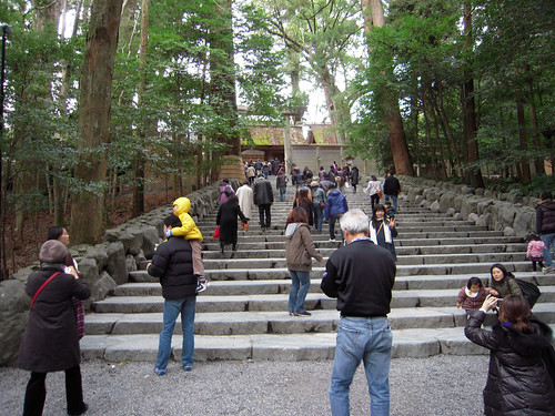 伊勢神宮 内宮 - Naiku of Ise Grand Shrine // 2010.02.12 - 08