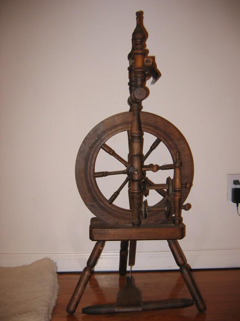 haldane spinning wheels
