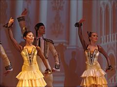 Corps de ballet de l'Opéra de Samara dans Don Quichotte