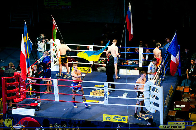 Muai Thai BIG8 in Ukraine, Kharkiv (01)