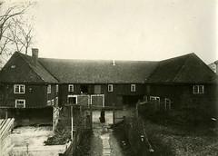 Collingårdens uthusbygning / Bispegata 6 (før 1895)