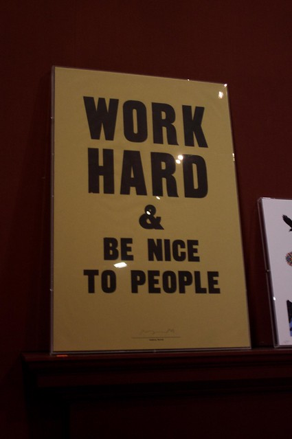 work hard be nice to people explore poppet with a camera flickr photo sharing. Black Bedroom Furniture Sets. Home Design Ideas