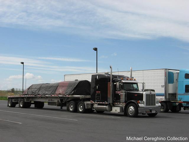 TMC Transportation Peterbilt 379, Truck 91774