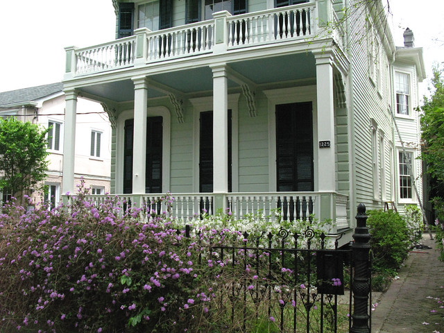 Garden District Home New Orleans Flickr Photo Sharing