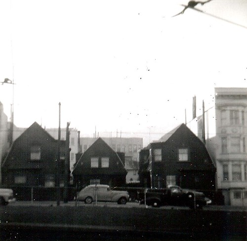 Not My First Home in Life, but My First Home I Can Remember ~ San Francisco approx 1950 to 1955 (2)
